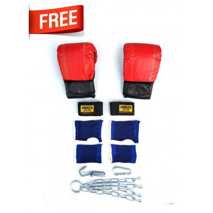 100CM,120CM PUNCHING BAG SIAP ISI / FILLED PUNCHING BAG BOXING SANDBAG