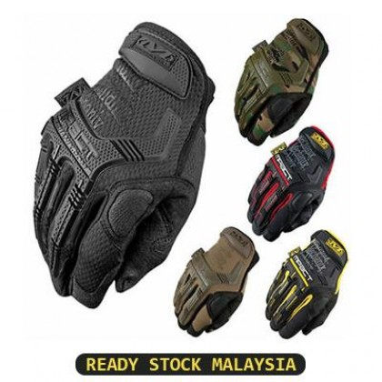 Full Finger Tactical Military Gloves Fitness Riding Motorcycle Gloves Protective Gloves Anti-slip Cycling Hiking Gloves