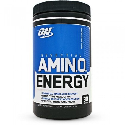 Optimum Nutrition Essential Amino Energy, Concorde Grape 30 Servings
