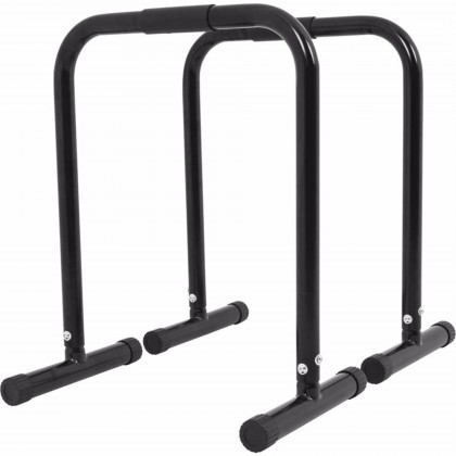Parallel Dip Bar High Quality Adjustable Height Dip Bar Stable Support Base (FREE GLOVES + FREE PROTEIN SAMPLE)