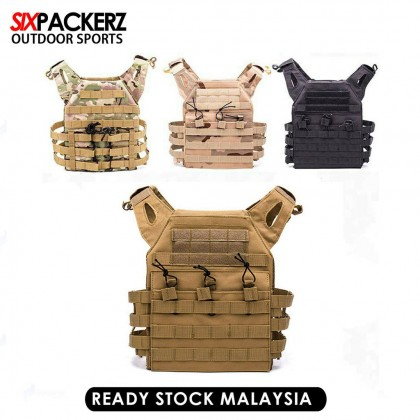 Tactical Vest Equipment outdoor field Hunting Military Vest lightweight Combat Plate Carrier Vest